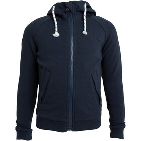 Tufte Wear Zip Hoodie Børn, blueberry